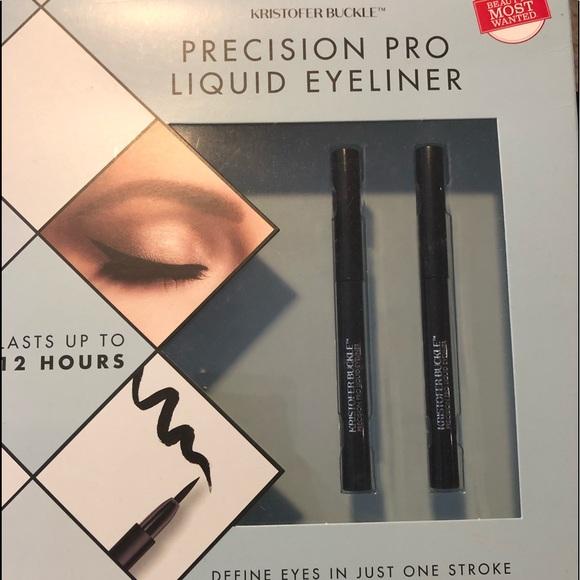Kristofer Buckle Other - Kristofer Buckle Precision Pro Liquid Eyeliner